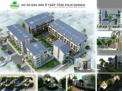 Dự án Khu nhà ở thấp tầng Palm Garden