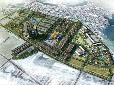 Dự án Khu đô thị mới dọc đường HN2 – Tỉnh Bắc Ninh