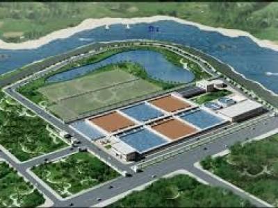 Dự Án Nhà máy xử lý nước thải Tham Lương – Bến Cát